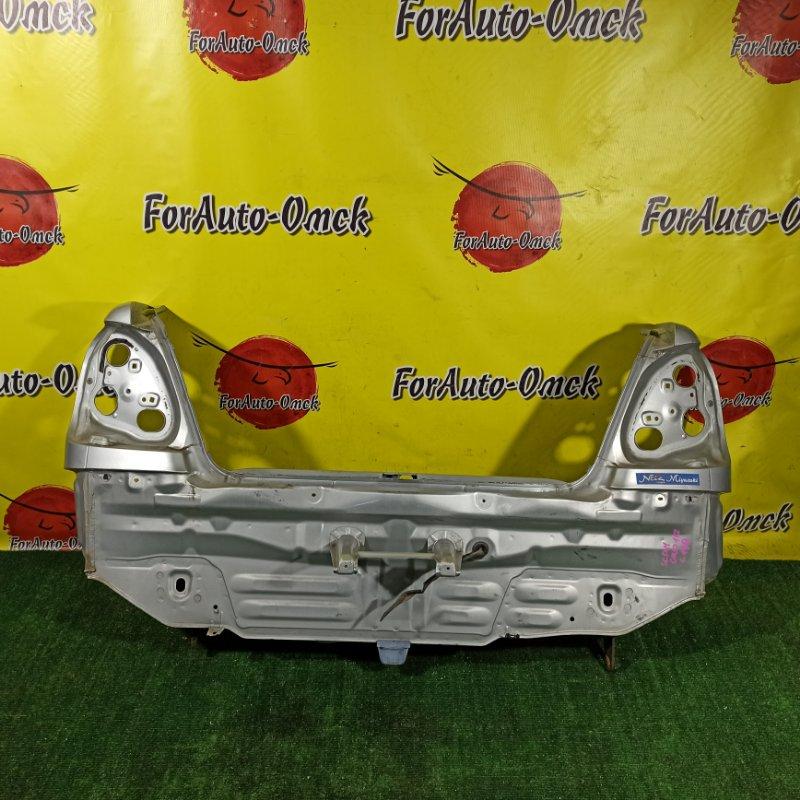 Панель кузова задняя Toyota Platz SCP11 1SZ-FE 2000 (б/у)