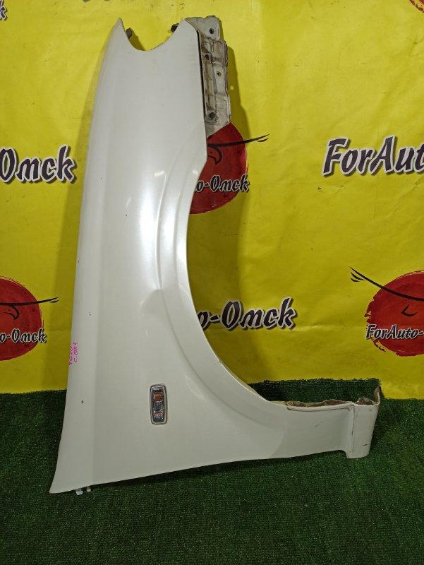 Крыло Nissan Almera FG10 переднее правое (б/у)