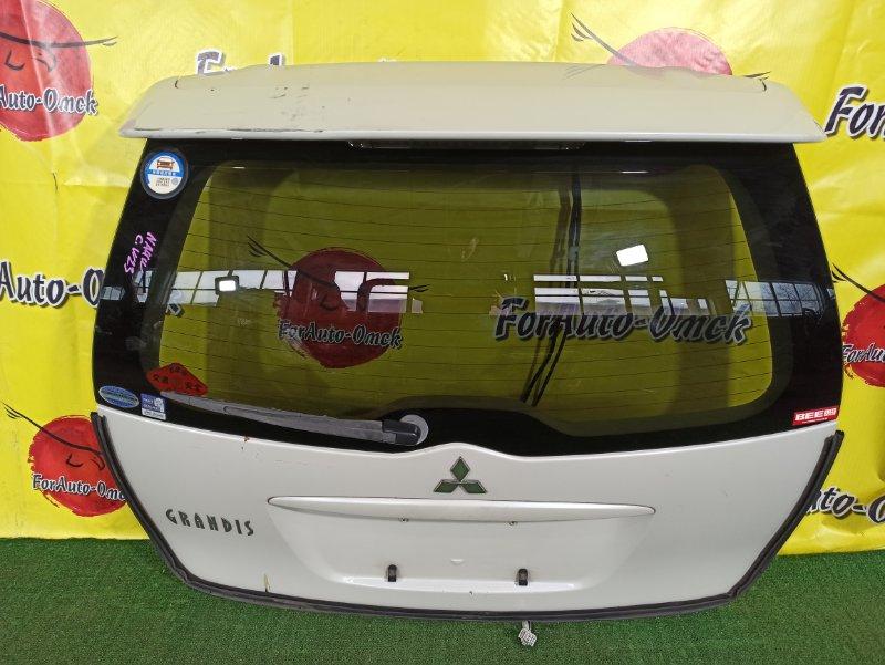 Дверь 5-я Mitsubishi Grandis NA4W (б/у)