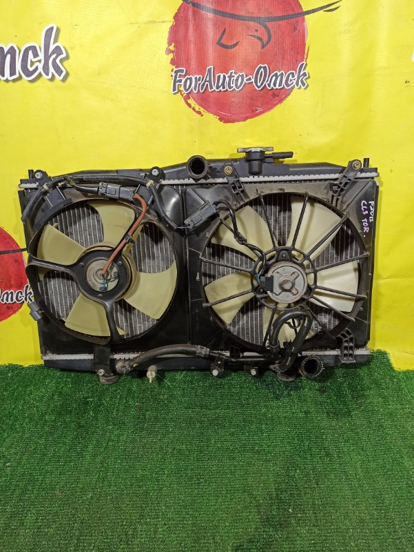 Радиатор двс Honda Accord CF3 F18B (б/у)