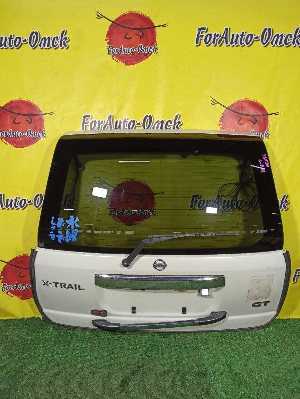 Дверь 5-я Nissan Xtrail PNT30 (б/у)