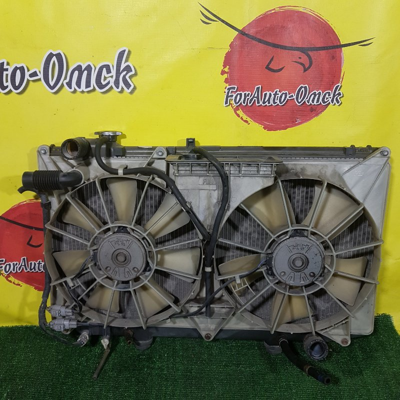 Радиатор двс Toyota Aristo JZS160 2JZ-GE (б/у)
