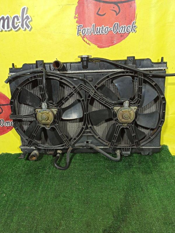 Радиатор двс Nissan Ad B15 QG13-DE (б/у)