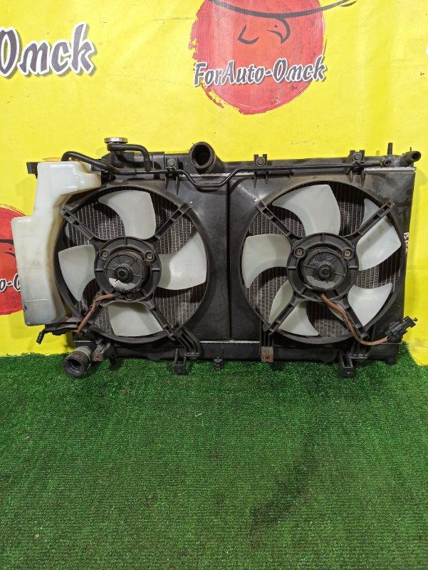 Радиатор двс Subaru Legacy BL5 EJ20X (б/у)
