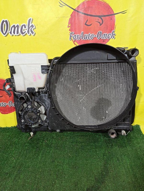 Радиатор двс Toyota Brevis JCG10 1JZ-FSE (б/у)