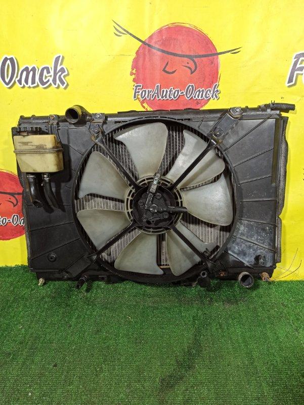 Радиатор двс Toyota Century GZG50 1GZ-FE (б/у)