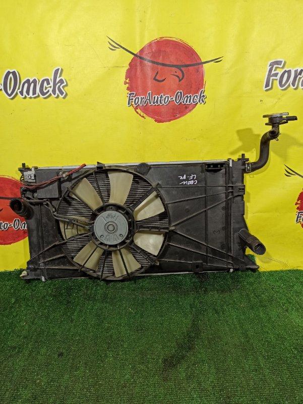 Радиатор двс Mazda Mazda5 CREW LF-DE (б/у)