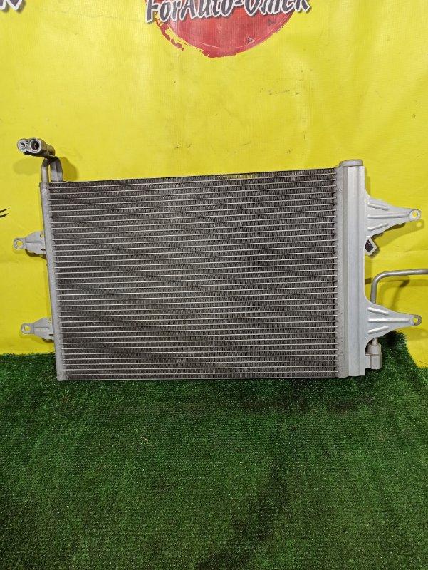 Радиатор кондиционера Volkswagen Golf 9N3 BUD (б/у)