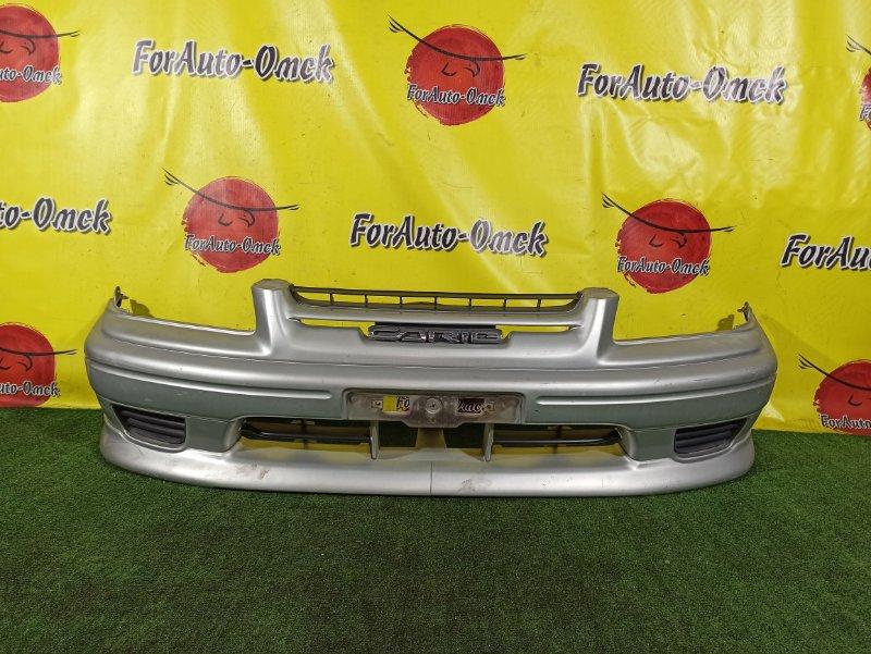 Бампер Toyota Sprinter Carib AE111 4A-FE передний (б/у)