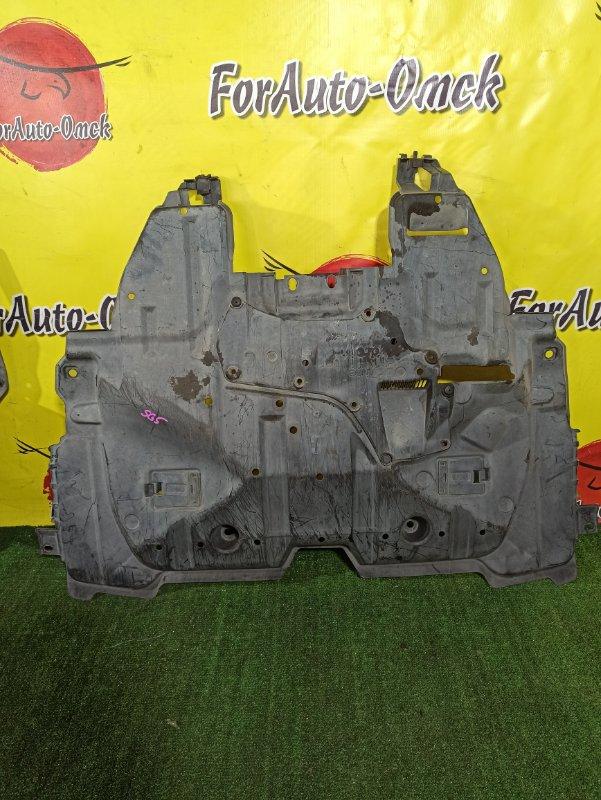 Защита двс Subaru Forester SG5 (б/у)