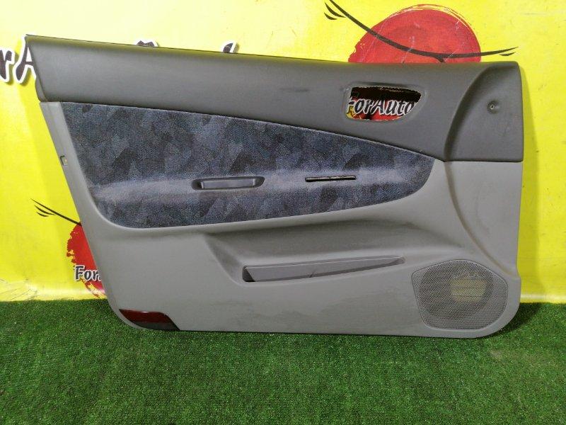 Обшивка дверей Mitsubishi Legnum EC4W 6A12 1997 передняя (б/у)