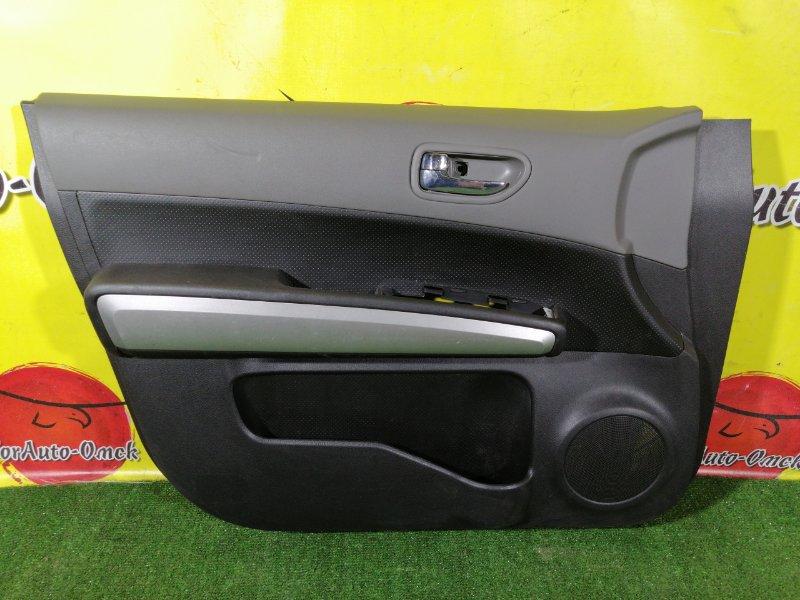 Обшивка дверей Nissan X-Trail TNT31 передняя (б/у)