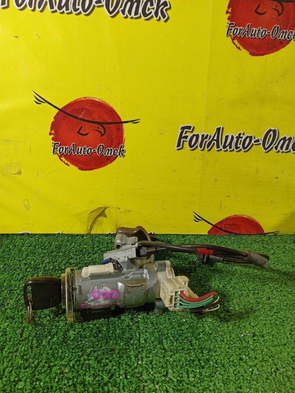 Замок зажигания Toyota Will Vs ZZE129 1ZZ-FE 2001 (б/у)