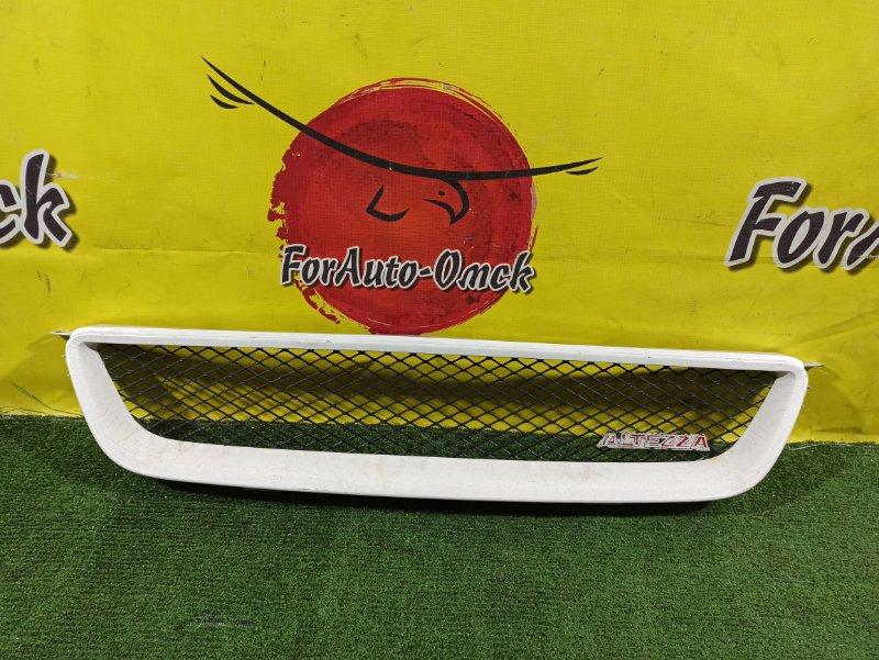 Решетка радиатора Toyota Altezza GXE10 (б/у)