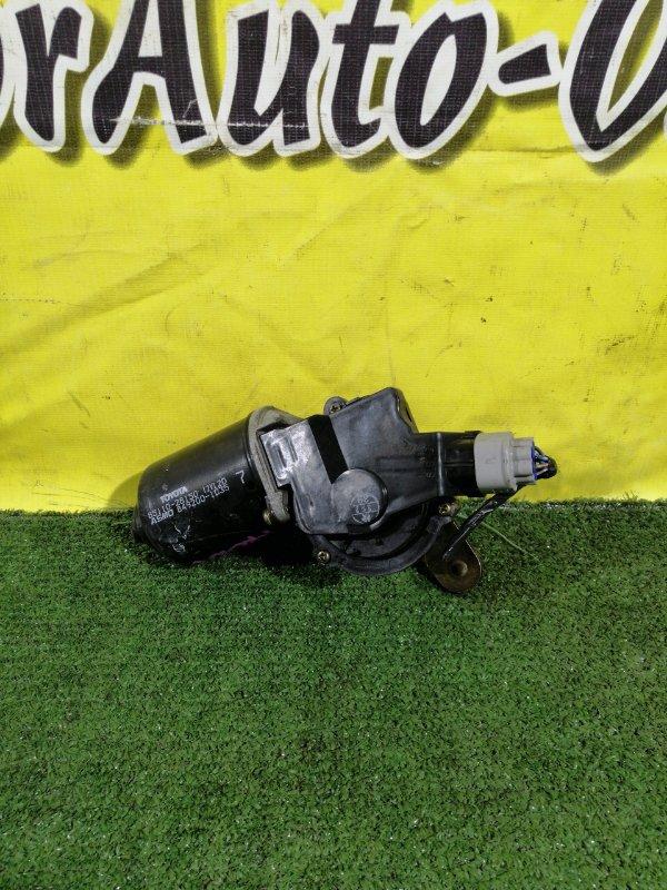 Мотор дворников Toyota Noah SR40 передний (б/у)