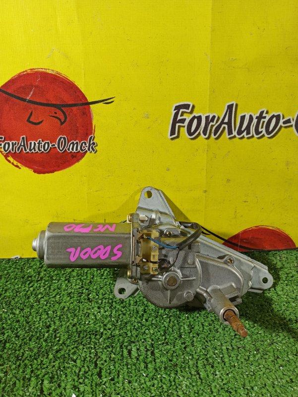 Моторчик заднего дворника Toyota Funcargo NCP21 (б/у)
