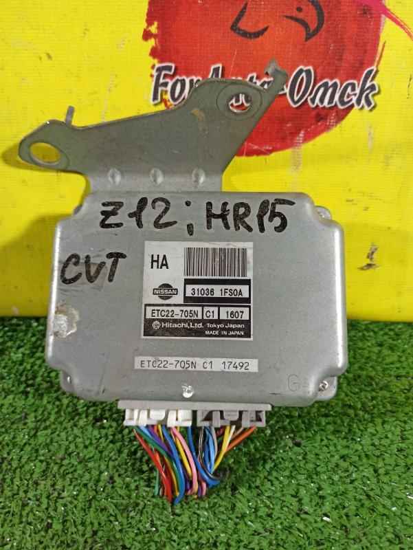 Блок управления акпп Nissan Cube Z12 HR15-DE (б/у)