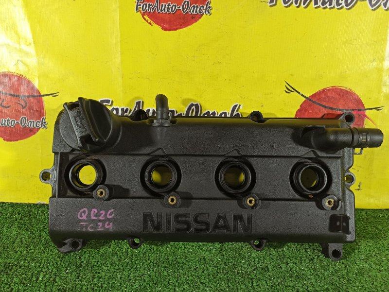 Крышка клапанная Nissan Ad WRY11 QR20DE (б/у)