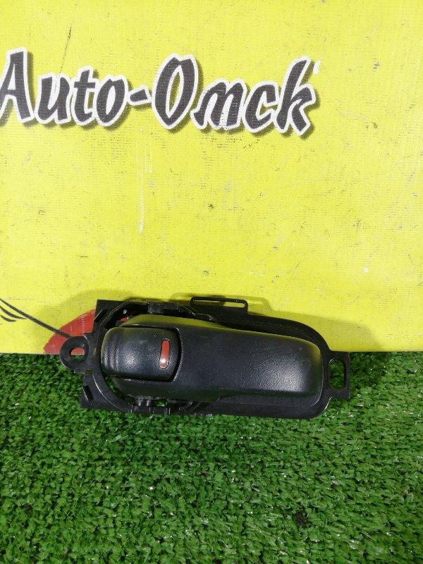 Ручка двери внутренняя Nissan Cube AK12 передняя правая (б/у)