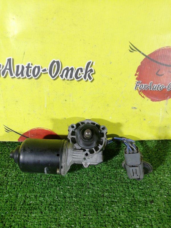 Мотор дворников Mazda Mpv LW3W передний (б/у)