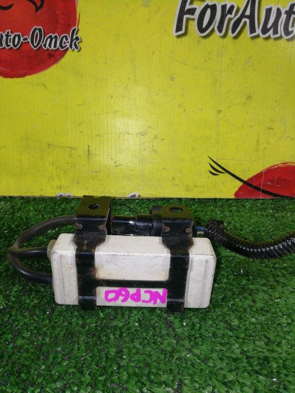 Резистор Toyota Резистор Вентилятора Охлаждения На Toyota Vitz SCP10 (б/у)