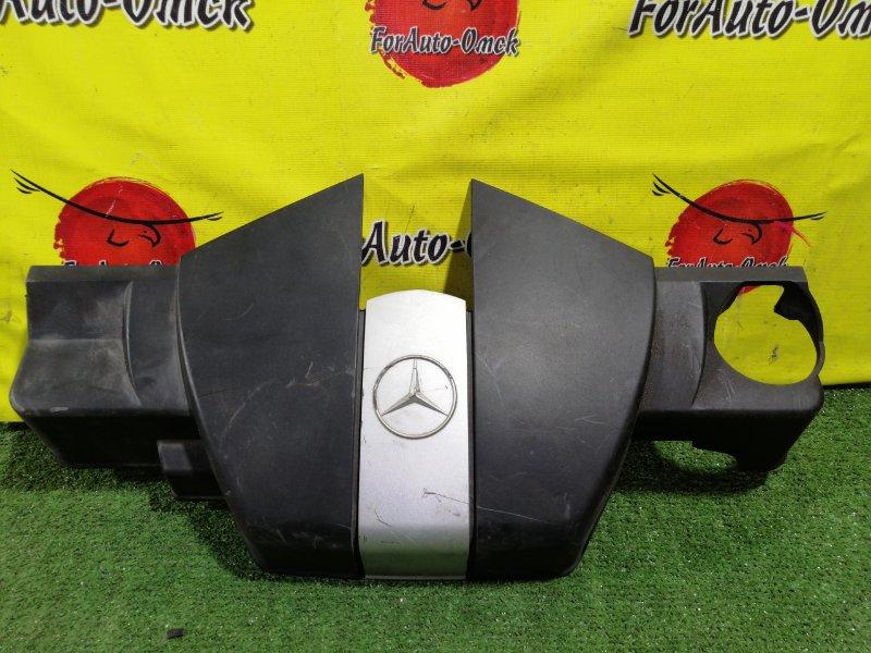 Крышка двс декоративная Mercedes-Benz S-Class W220 112.972 2004 (б/у)