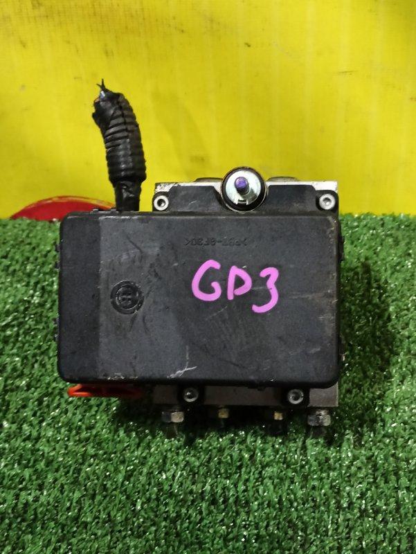 Блок abs Honda Fit GD1 (б/у)