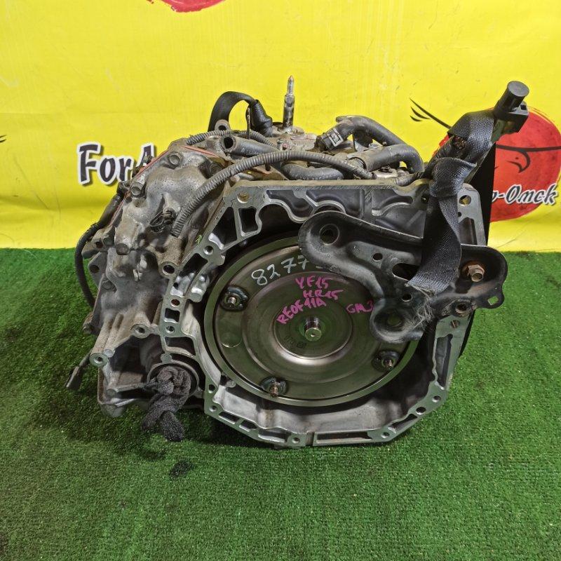 Акпп Nissan Juke YF15 HR15-DE (б/у)