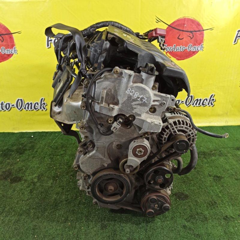 Двигатель Nissan Bluebird Sylphy B30 MR20-DE (б/у)
