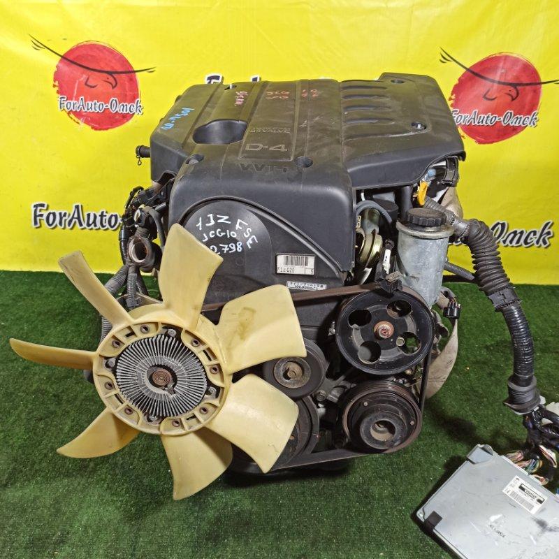 Двигатель Toyota Brevis JCG10 1JZ-FSE (б/у)