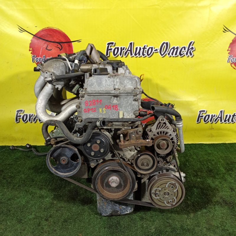 Двигатель Nissan Ad BVGY11 QG18-DE (б/у)