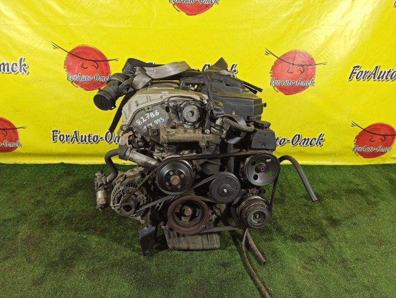 Двигатель Mercedes-Benz C-Class W202 111.945 1997 (б/у)