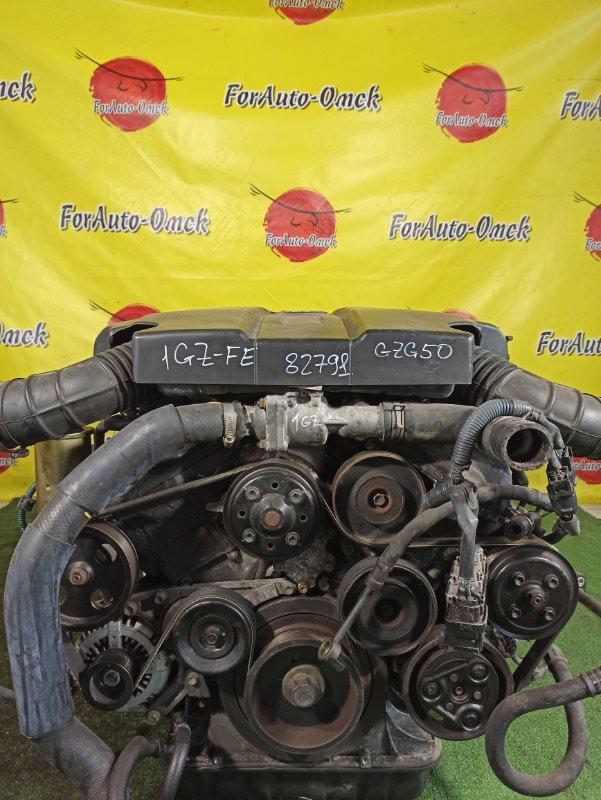 Двигатель Toyota Century GZG50 1GZ-FE (б/у)