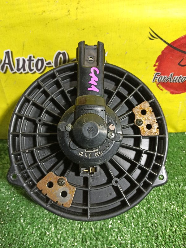 Мотор печки Honda Accord CL7 (б/у)