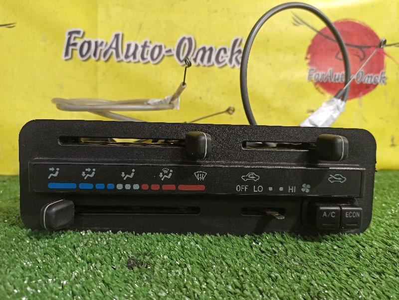 Климат-контроль Toyota Caldina Van ST198V 3S-FE 2001 (б/у)
