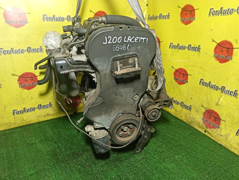 Двигатель Chevrolet Lacetti J200 U20SED (б/у)