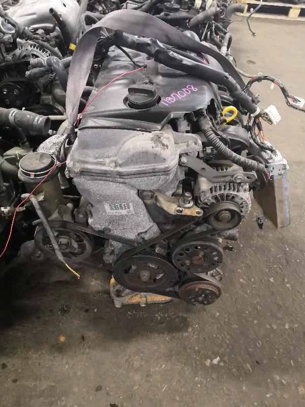 Двигатель Toyota Platz NCP12 1NZ-FE 2000 (б/у)