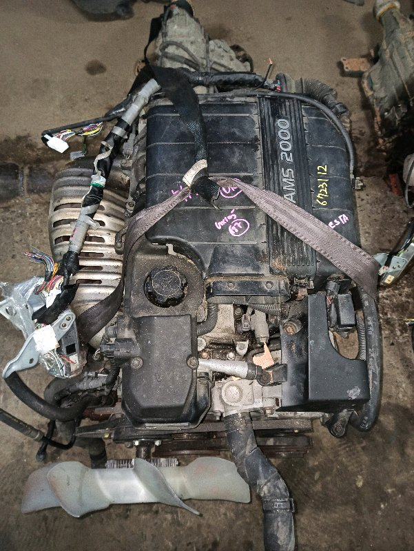 Двигатель Toyota Cresta GX105 1G-FE 1999 (б/у)
