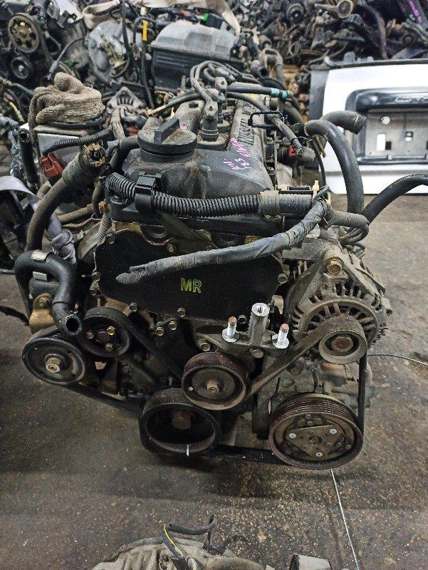Двигатель Nissan March K11 CG10-DE 1998 (б/у)
