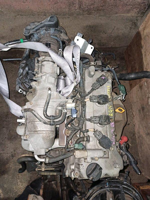 Двигатель Nissan Sunny FB15 QG15-DE 2003 (б/у)
