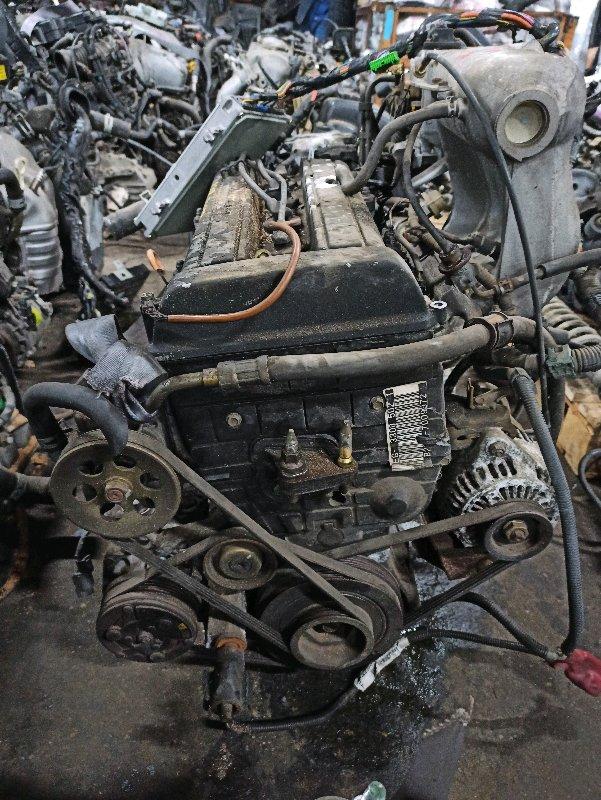 Двигатель Honda Cr-V RD1 B20B 1996 (б/у)