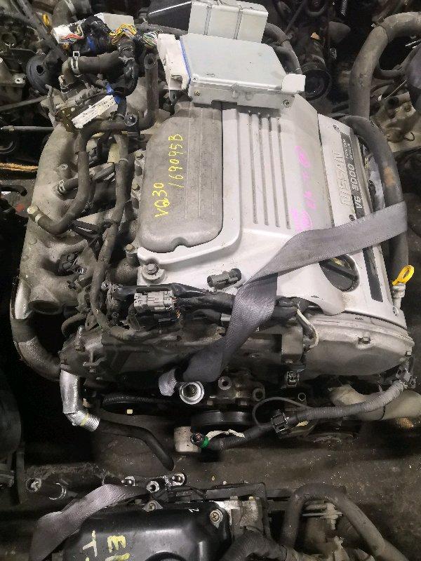 Двигатель Nissan Presage HU30 VQ30-DE 1999 (б/у)