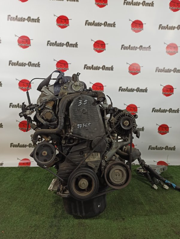 Двигатель Toyota Nadia SXN10 3S-FSE 1998 (б/у)
