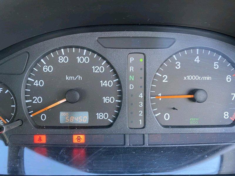Двигатель Mitsubishi Galant EC7A 4G94 2003 (б/у)