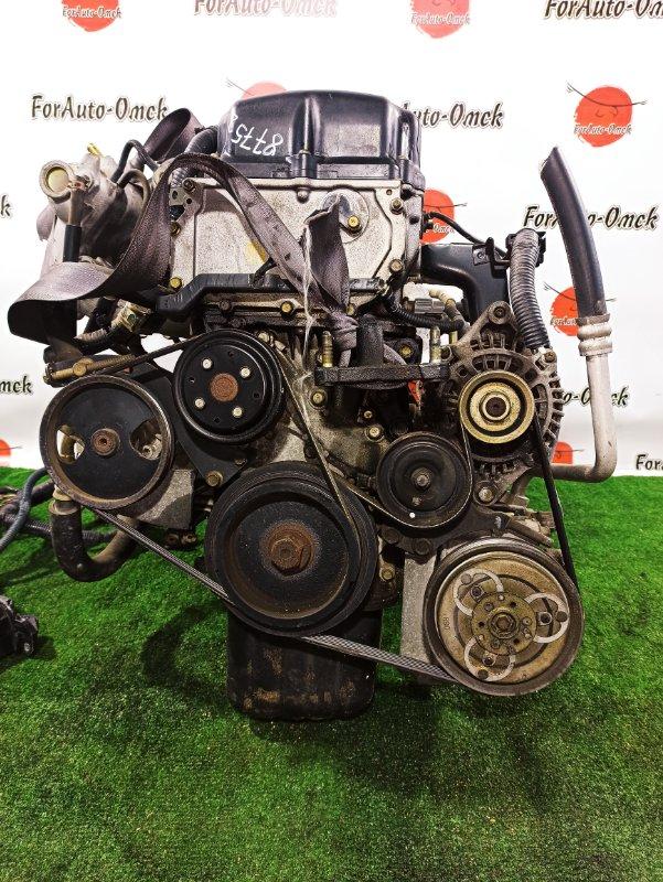 Двигатель Nissan Wingroad WFY11 QG15 2000 (б/у)