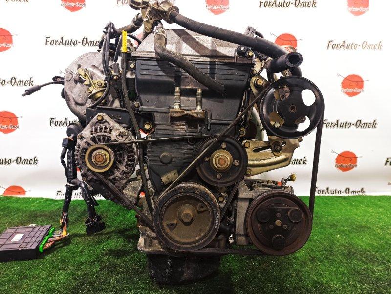 Двигатель Mazda Familia S-Wagon BJ8W FP-DE 1999 (б/у)