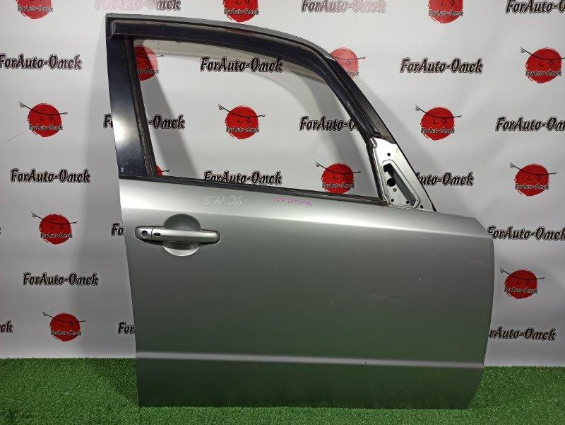 Дверь Suzuki Sx4 YC11S M15A 2008 передняя правая (б/у)