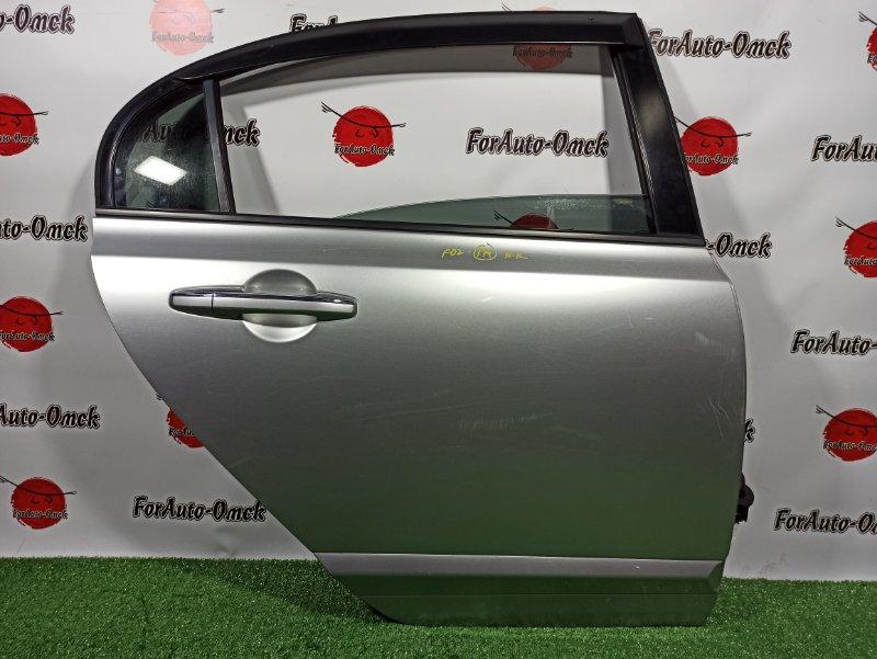Дверь Honda Civic FD2 K20A 2007 задняя правая (б/у)