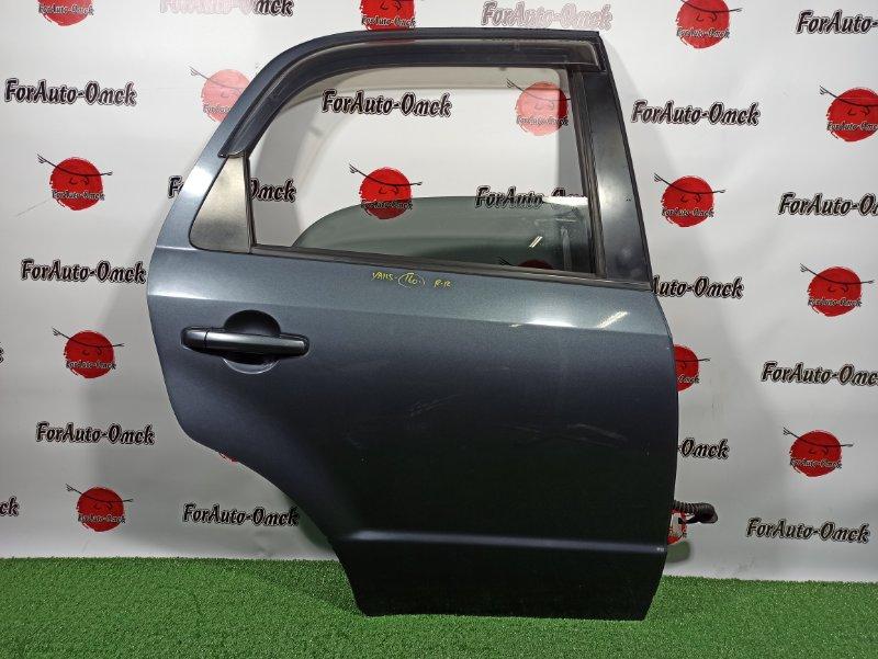 Дверь Suzuki Sx4 YA11S M15A задняя правая (б/у)