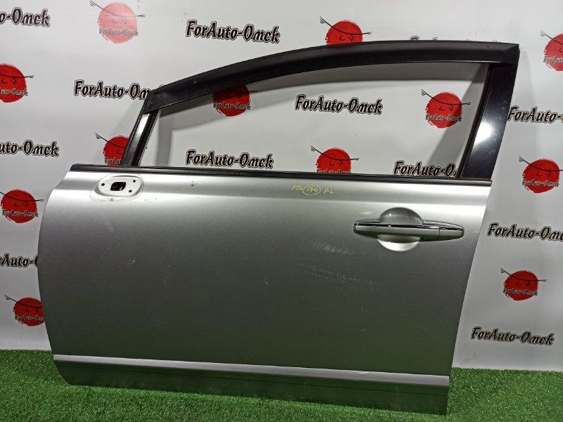 Дверь Honda Civic FD2 K20A 2007 передняя левая (б/у)